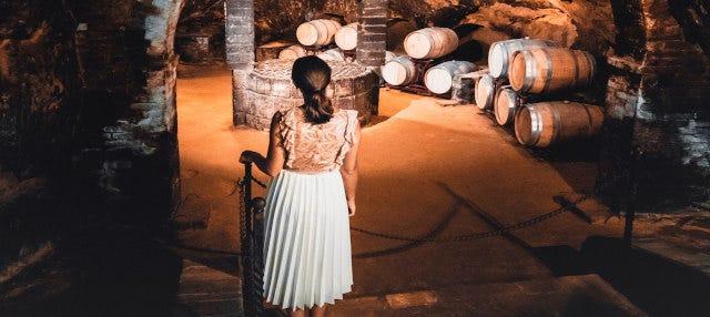 Visita a las bodegas de Montepulciano