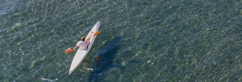 Tour en kayak por Cinque Terre
