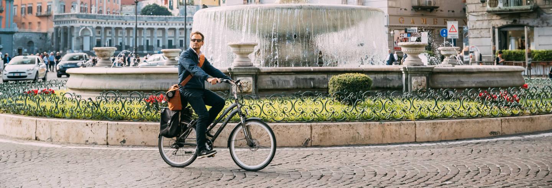 Alquiler de bicicleta en Nápoles