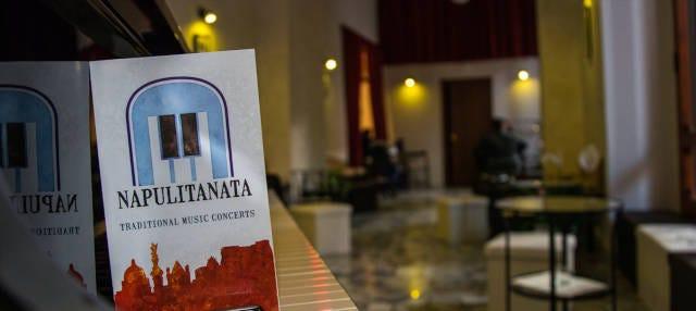 Concierto de canciones napolitanas en Napulitanata