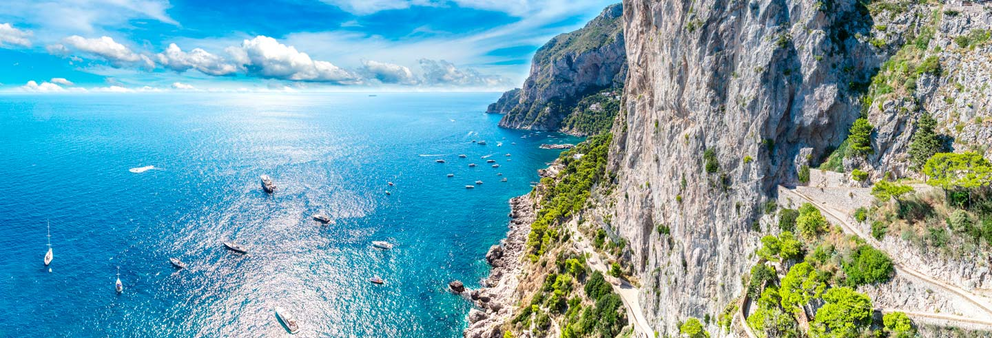 Capri and Anacapri Day Trip