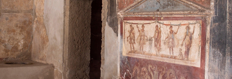 Excursão a Pompeia e Sorrento para cruzeiros
