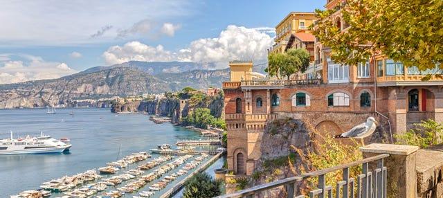 Excursión a Pompeya y Sorrento
