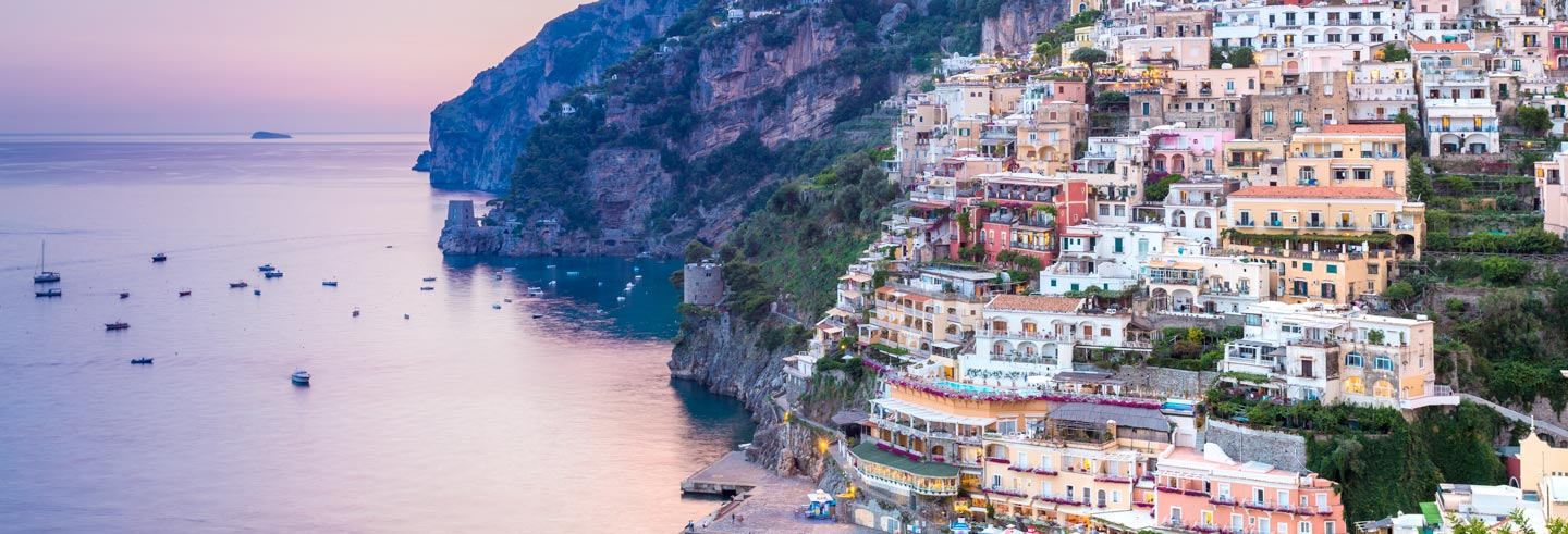 Excursão a Sorrento e à Costa Amalfitana