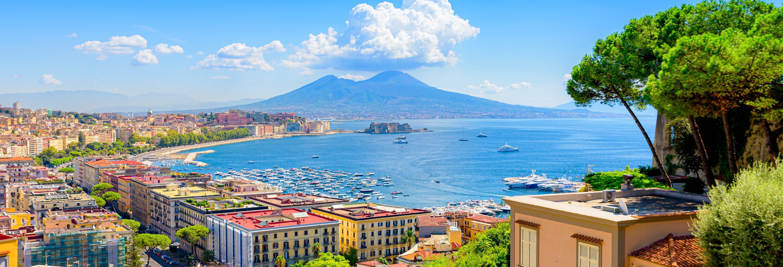 Free Tour of Naples Viewpoints & Vicoli