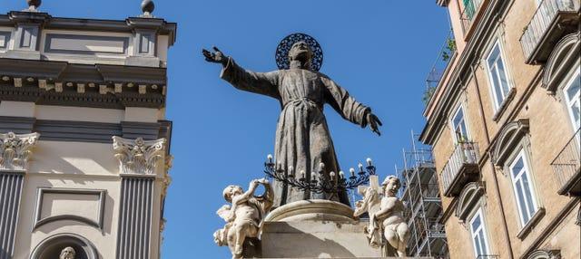 Free Walking Tour of Naples Old Town