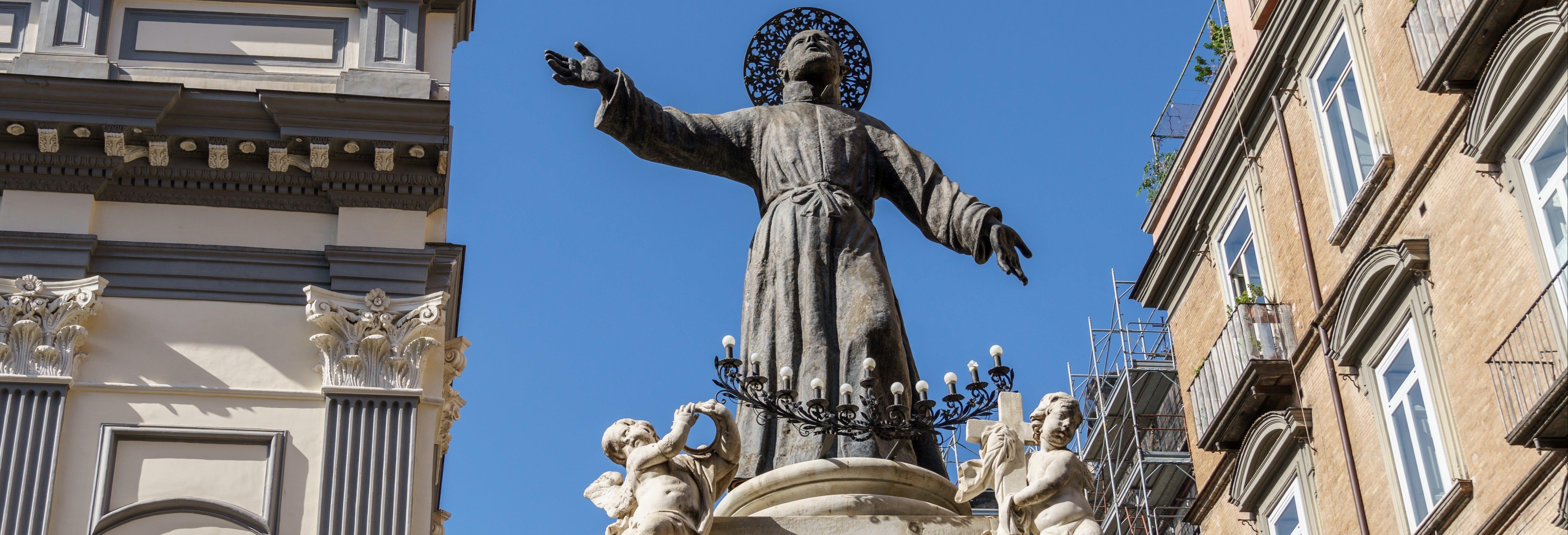 Free tour pela Nápoles antiga. Grátis!