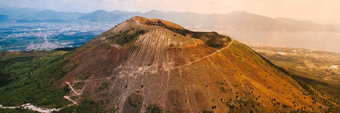Vulcão Vesúvio