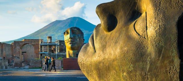 Oferta: Nápoles + Pompeya + Vesubio
