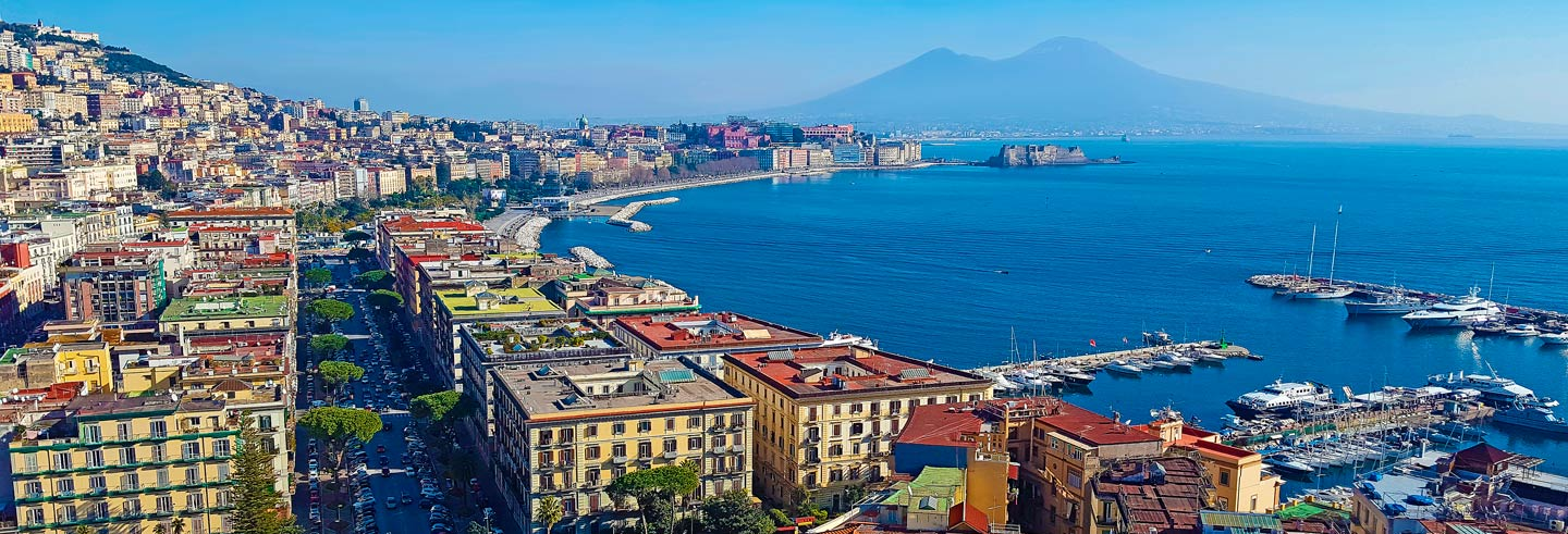 Combo: Tour of Naples and Pompeii