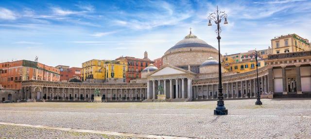 Tour panorámico por Nápoles