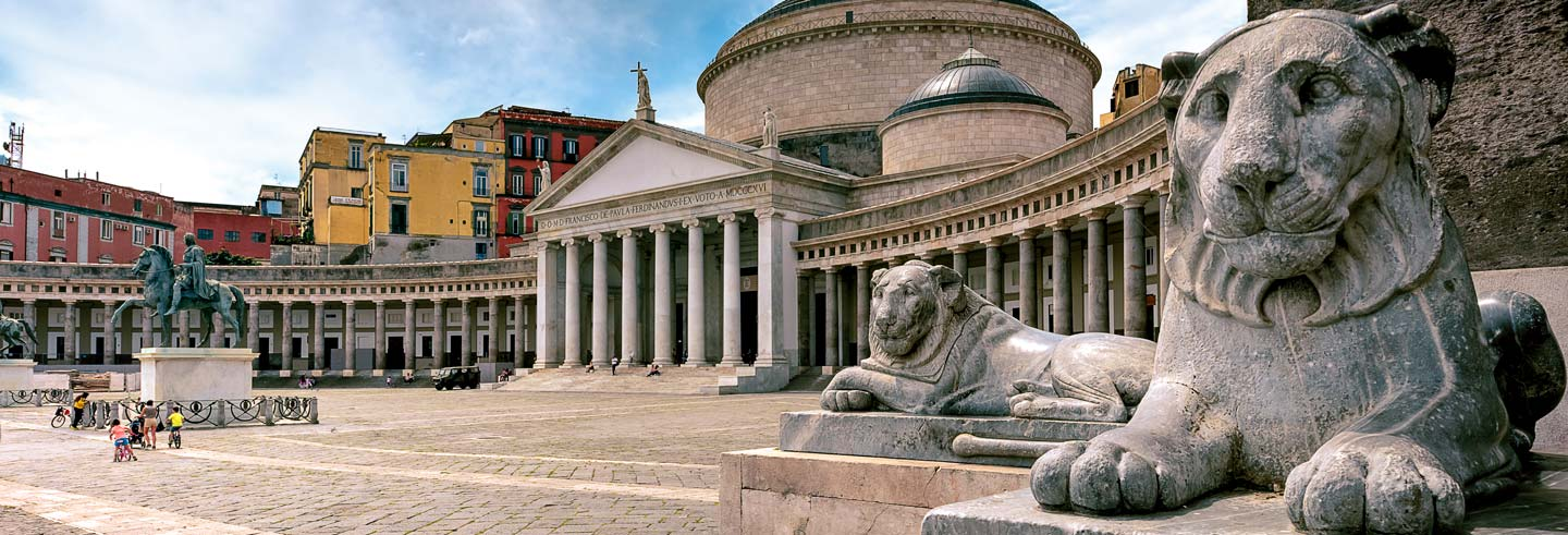 Tour panoramico di Napoli