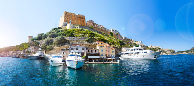 Escursione in Corsica