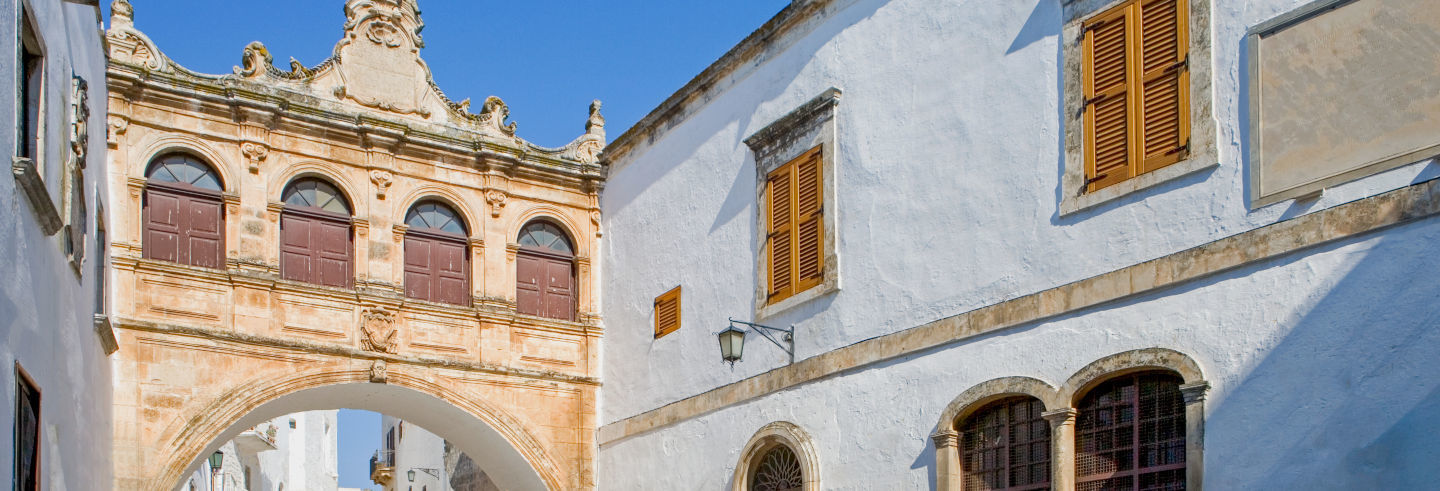 Tour privato di Ostuni