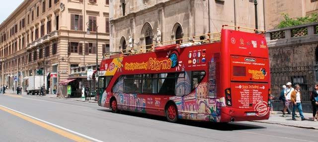 Palermo Sightseeing Bus