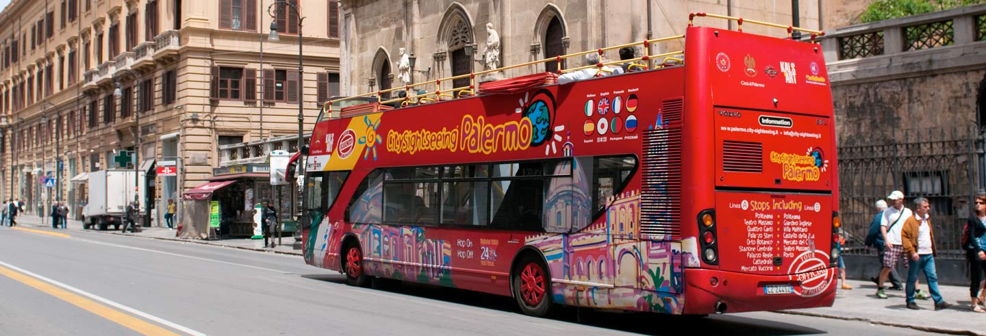 Palermo Sightseeing Bus