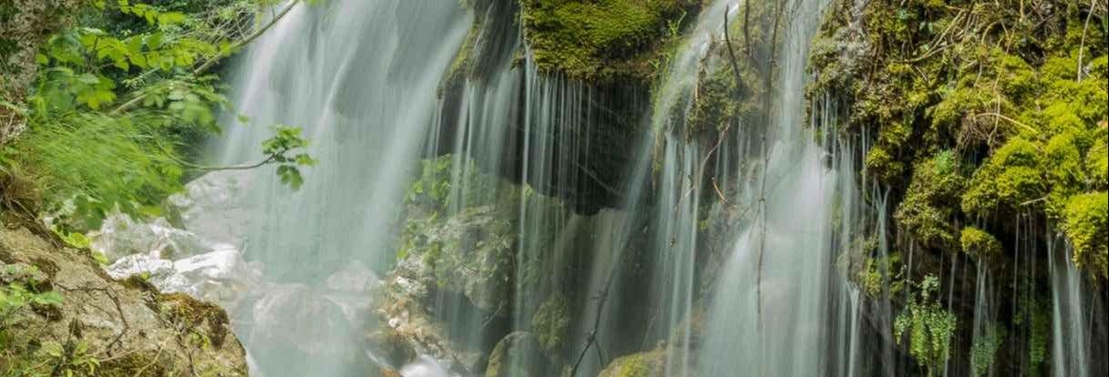 Escursione alle cascate Capelli di Venere