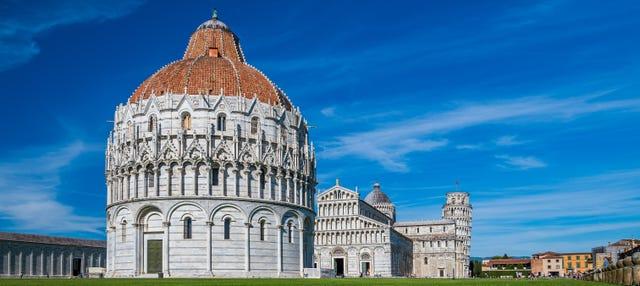 Visita guiada Catedral y Baptisterio + Torre inclinada
