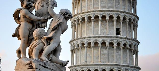 Visite guidée de la Cathédrale + Tour de Pise