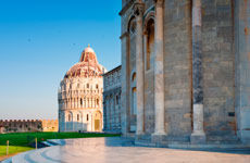 Guided Tour of the Cathedral + Leaning Tower