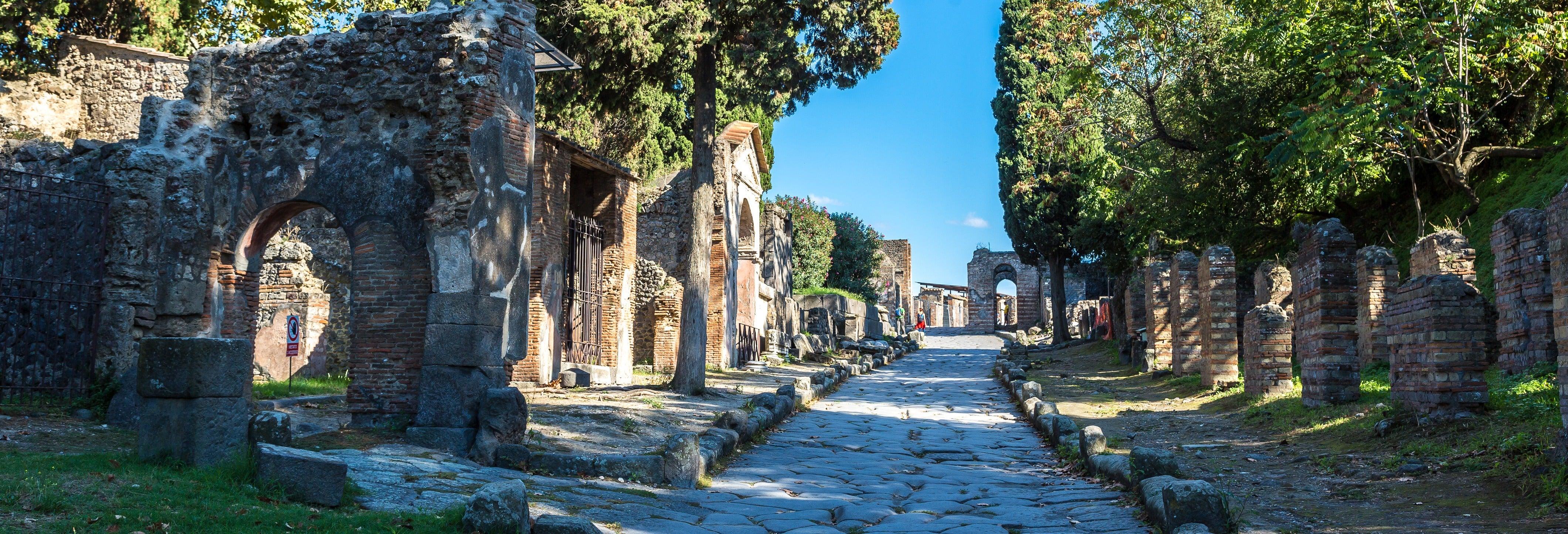 Excursion à Matera