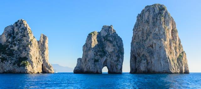 Excursión a Capri