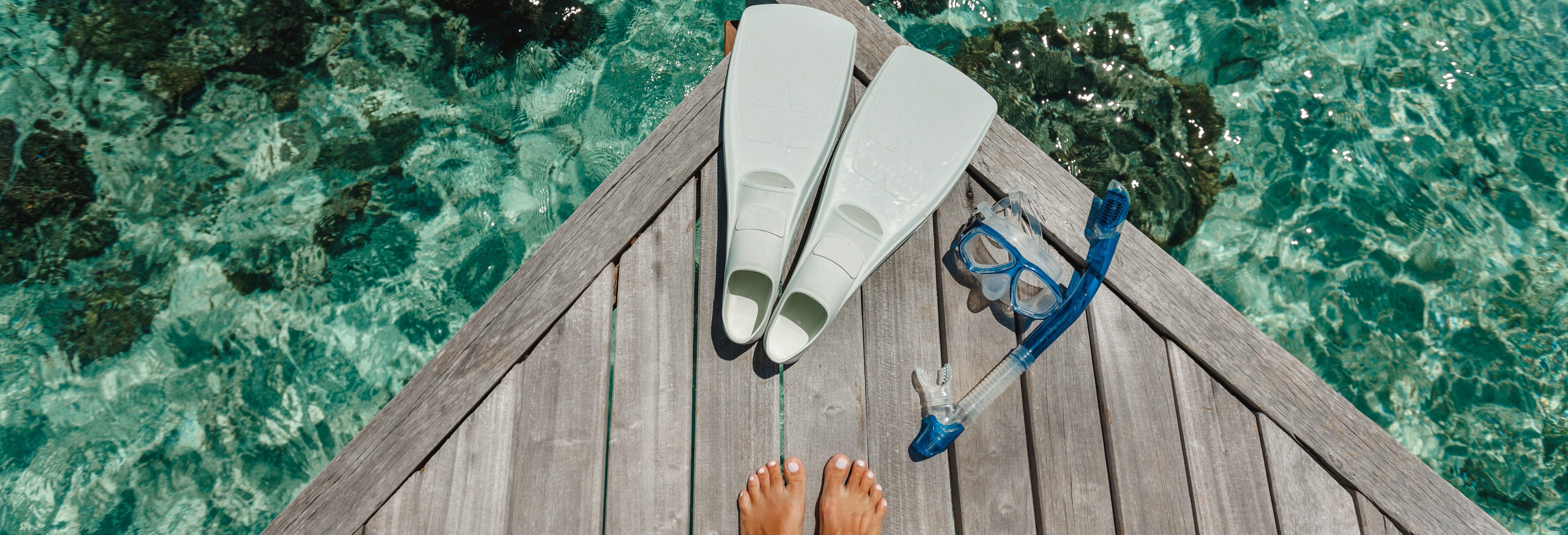Snorkel en Sorrento