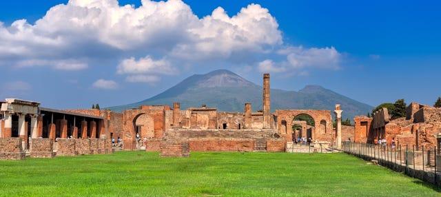 Tour por Pompeya + Paseo a caballo por el Vesubio