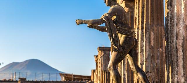 Visita guiada por Pompeya