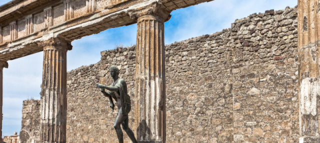 Escursione a Pompei e al Vesuvio