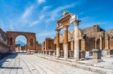 Excursión a Pompeya y al Vesubio