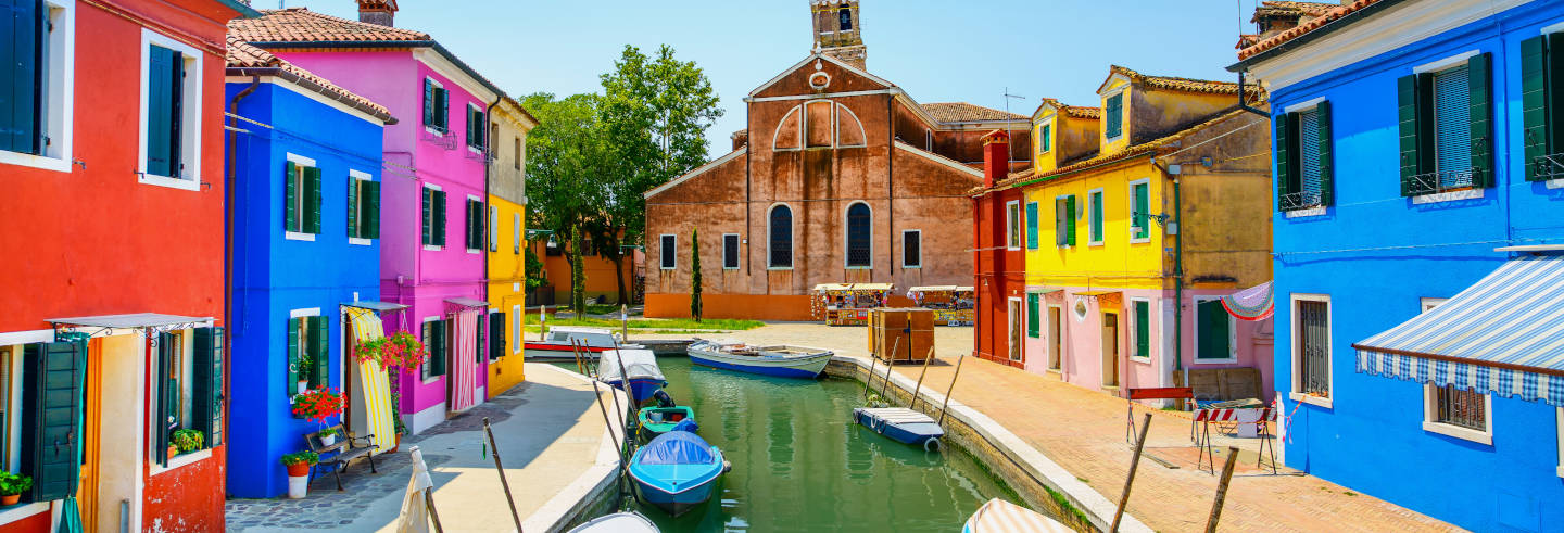Venice Islands Tour: Venice, Murano and Burano