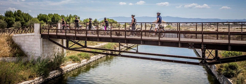 Aluguel de bicicleta em Quartu Sant'Elena