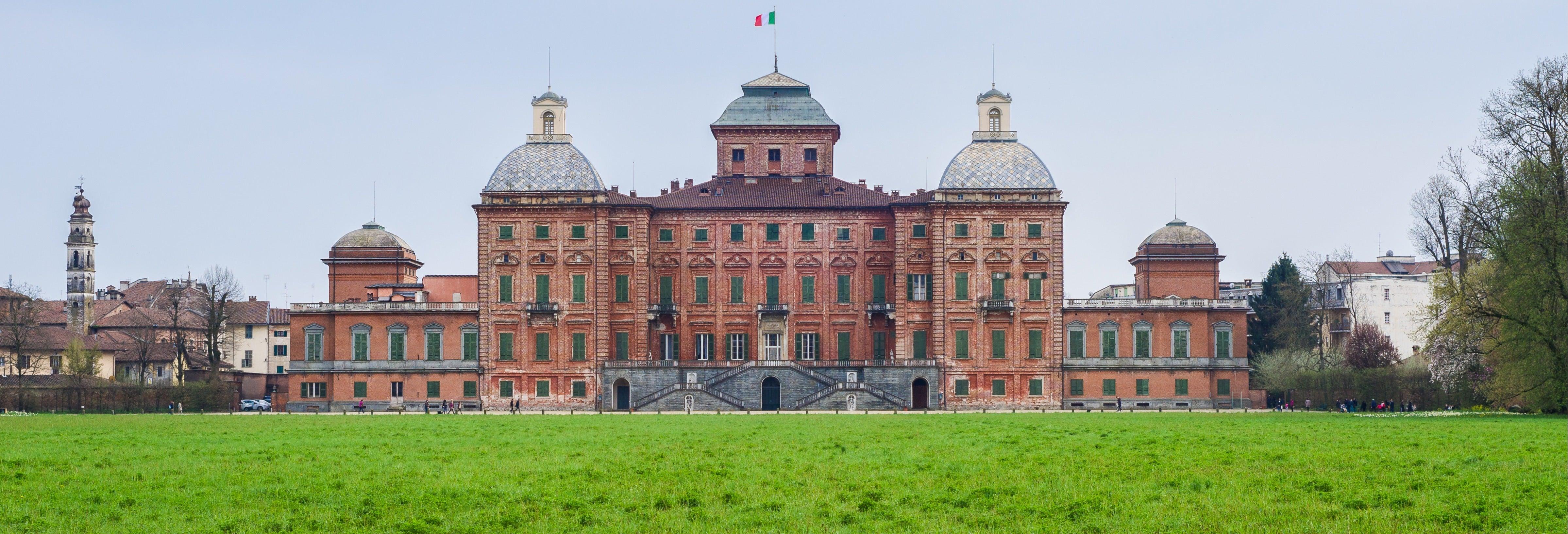 Visita guidata di Racconigi e del Castello Reale