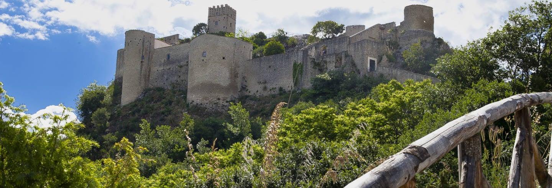 Visita guidata al castello di Roccascalegna