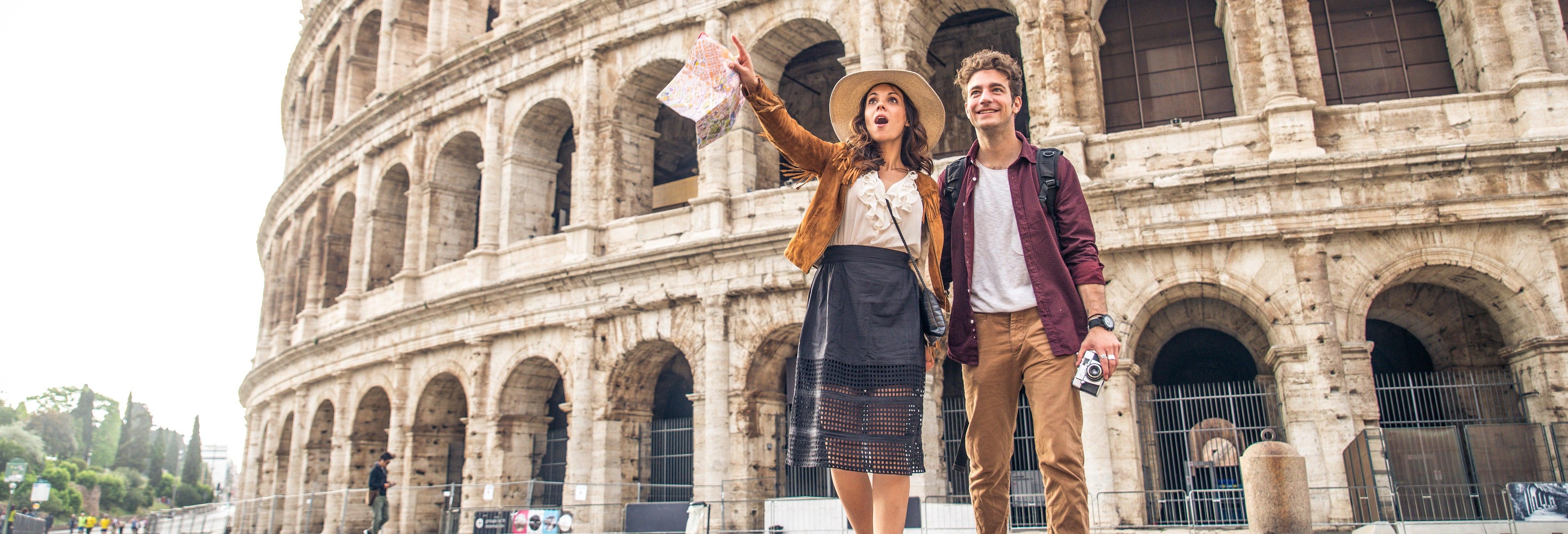 Transfer entre o aeroporto de Fiumicino e Roma
