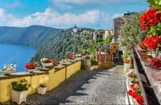 Excursión a Castelli Romani