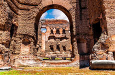 Excursão às Catacumbas e Via Appia