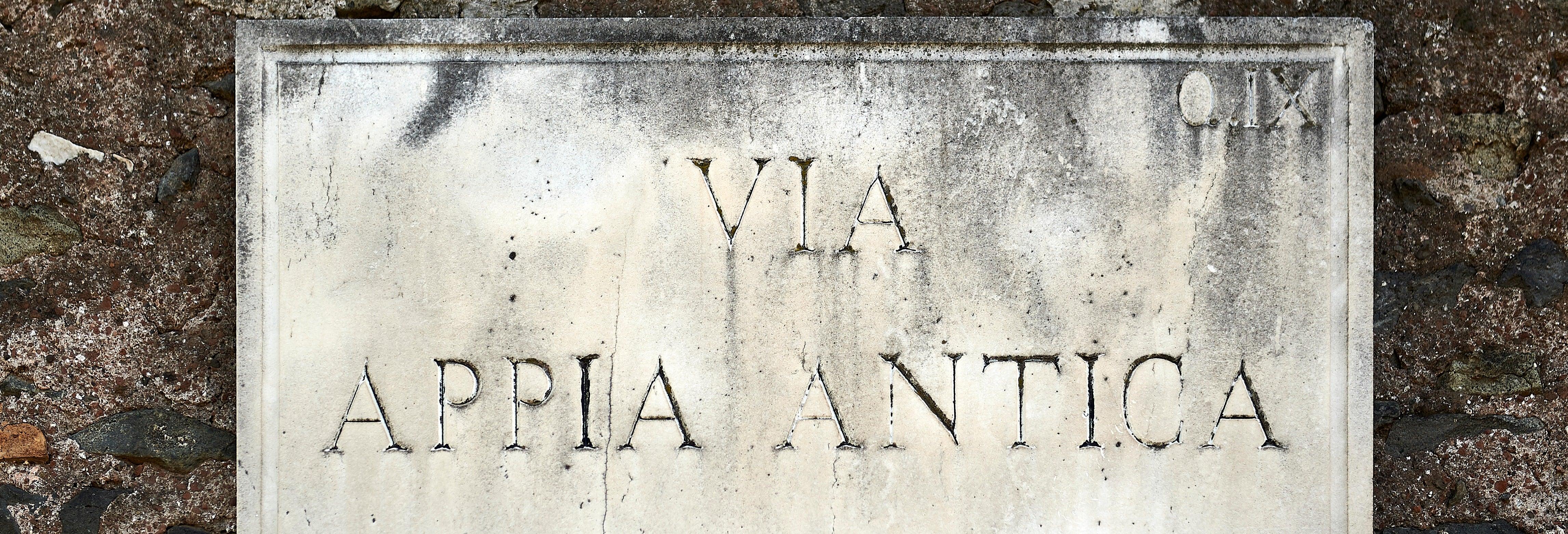 Excursión a las Catacumbas y la Vía Appia