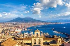 Excursión a Nápoles en tren de alta velocidad