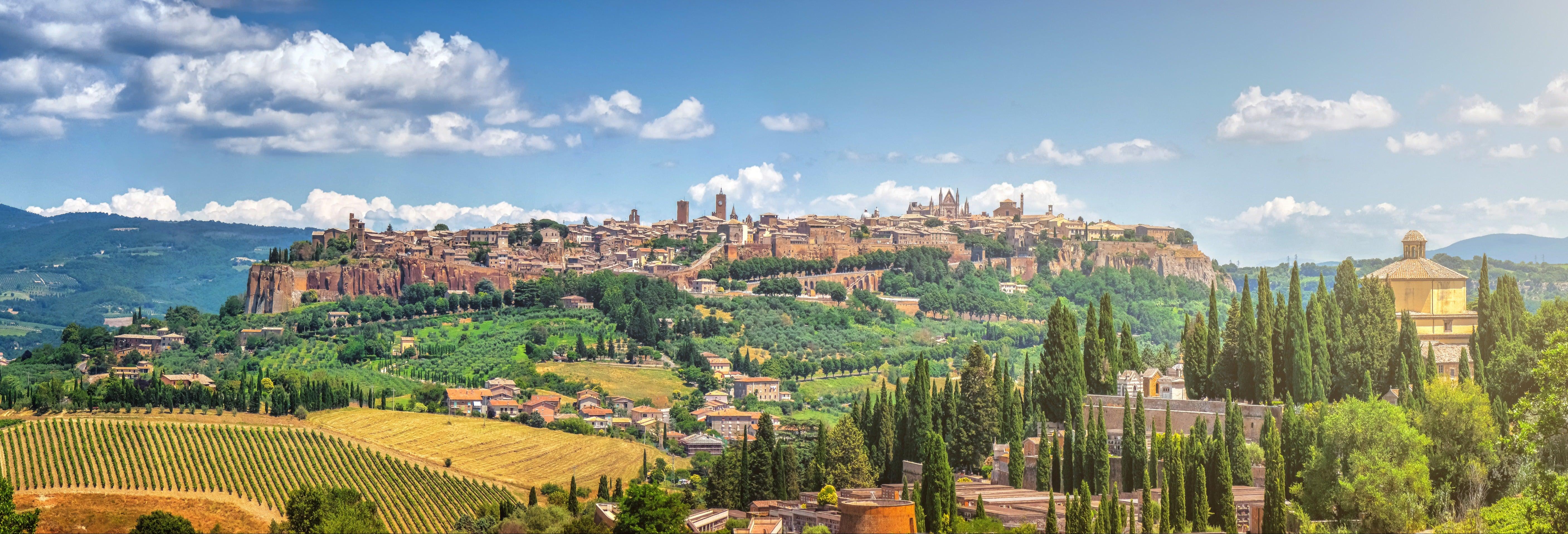 Excursão a Orvieto e Assis