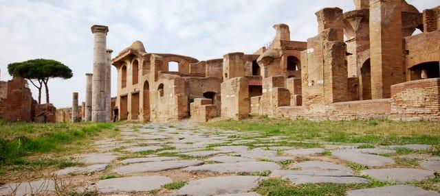 Escursione a Ostia Antica