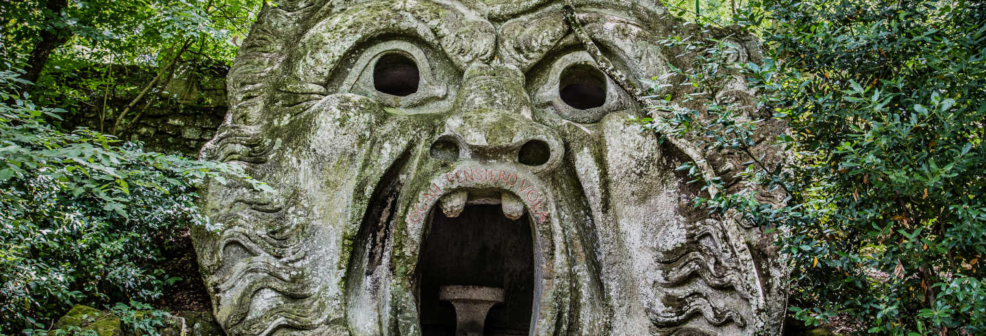 Viterbo & Gardens of Bomarzo Day Trip