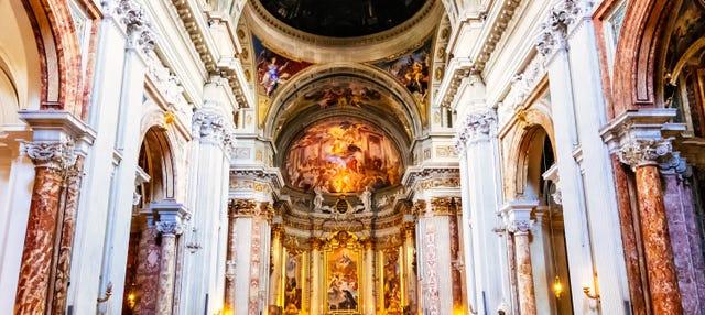 Free tour por las iglesias barrocas