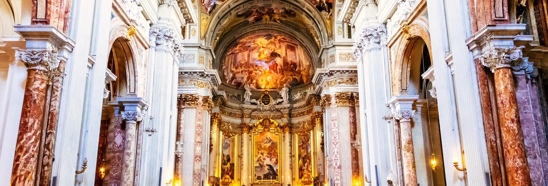 Free tour delle chiese barocche di Roma
