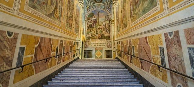 Free tour por Letrán y la Escalera Santa