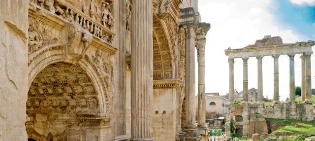 Free tour por la Roma Imperial