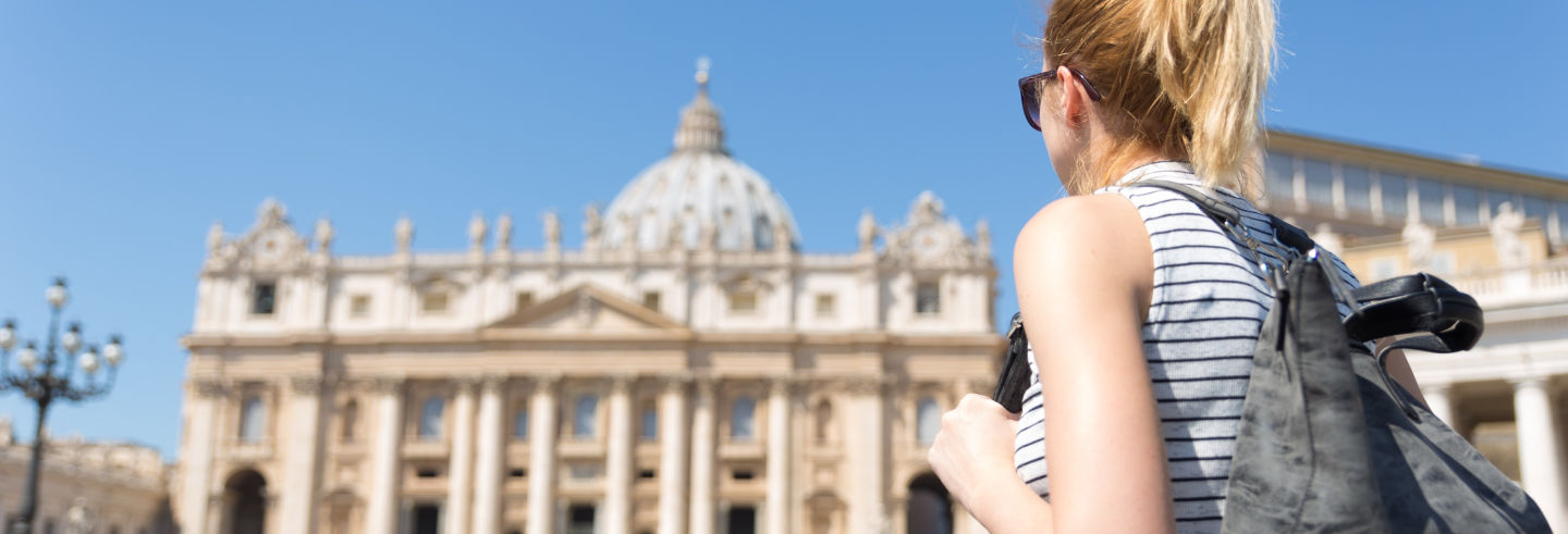 Free tour pelos arredores do Vaticano