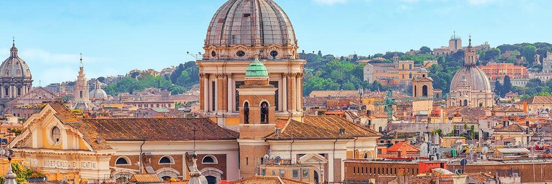 O tempo em Roma