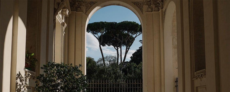 Roma como capital da Itália
